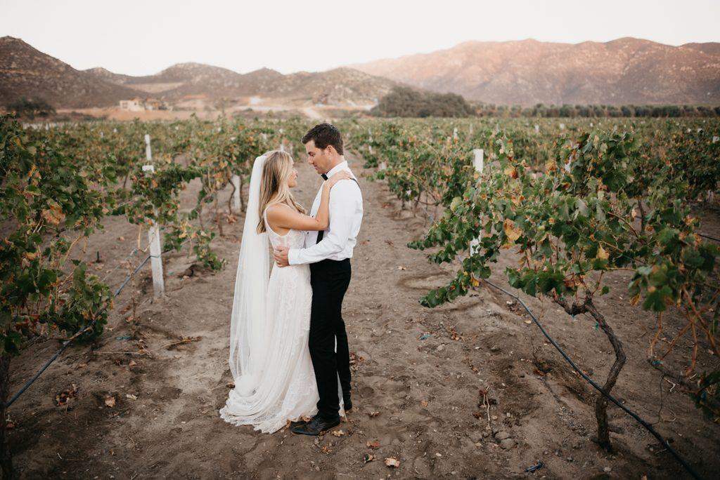 bruma valle de guadalupe wedding