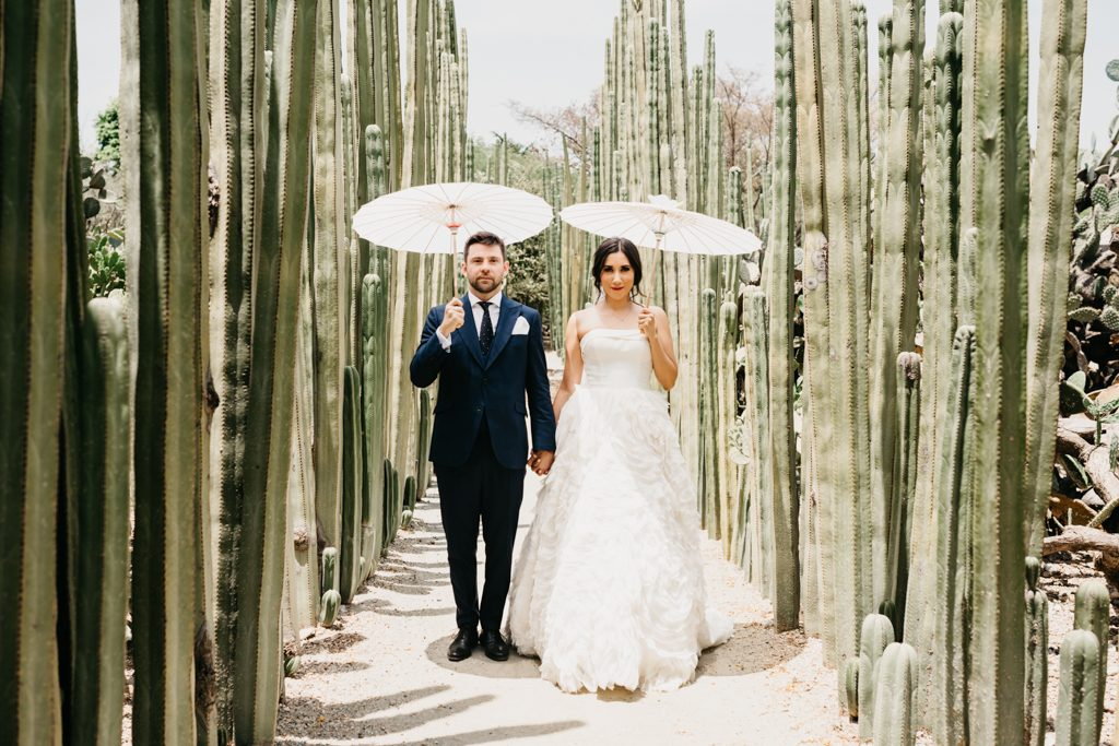 oaxaca wedding jardin etnobotanico